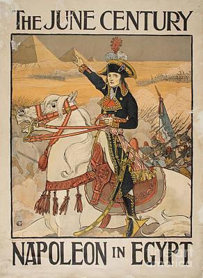 The June Century Print by Grasset Eugene