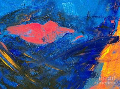 The Kiss Print by Deborah Montana