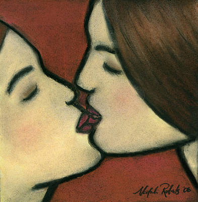 The Kiss Original by Natalie Roberts