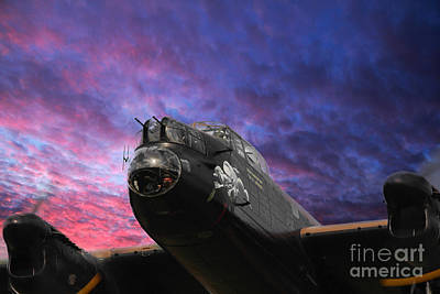 The Lancaster Print by Stephen Smith