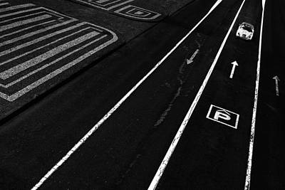 The Lost Beatle Print by Paulo Abrantes