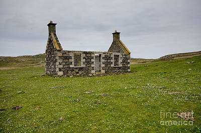 Bay Photograph - The Lost Village by Stephen Smith