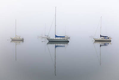 Northport Photograph - The Magi by Mike Lang