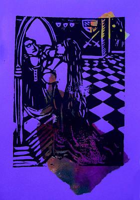 The Mirror Room IIi Print by Adam Kissel