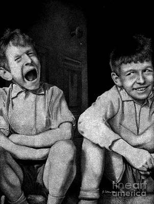 The Mucky Kids Original by Sheryl Unwin