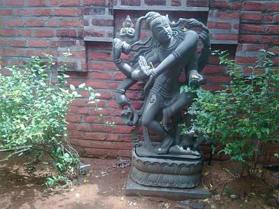 Goddess Durga Photograph - The Nataraj  by Joni Mazumder