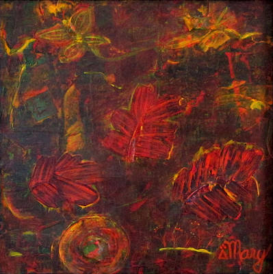 The Natural World Original by Mary Gravelle