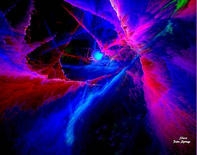 Universe Digital Art - The New Planet by Sherri  Of Palm Springs