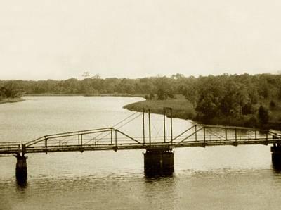 The Old Bridge Print by Debbie May