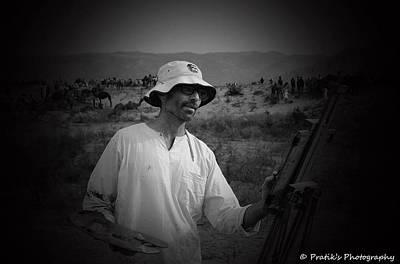 The Painter Original by Pratik Gupta