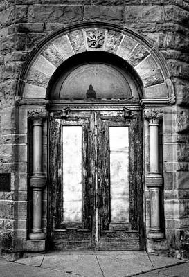 Silver City Photograph - The Palace Doors by Fred Lassmann
