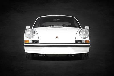 The Porsche 911 Carrera Print by Mark Rogan