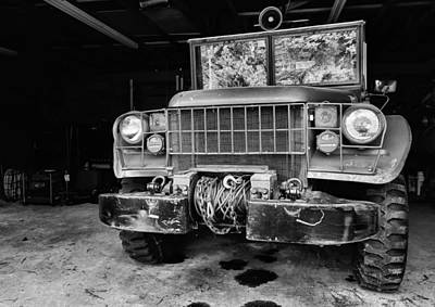The Power Wagon Print by JC Findley