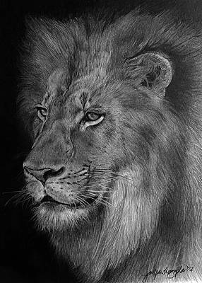 Hands Of Love Drawing - The Pride Drawing by Janet Pancho Gupta