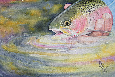 The Release Print by Gale Cochran-Smith