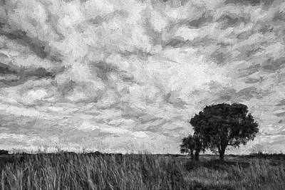 The Right Tree II Print by Jon Glaser