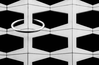 Parking Photograph - The Ring by Gilbert Claes