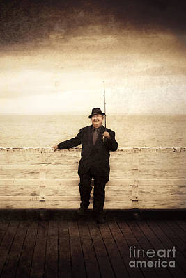Angling Photograph - The Sea Merchant by Jorgo Photography - Wall Art Gallery