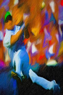 The Show Xxvii Print by Terry Fiala