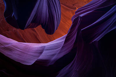 Southern Utah Photograph - The Song Of Sandstone by Edgars Erglis