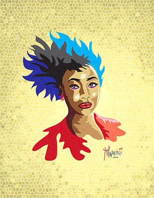 The Spirit Of Youth Original by Anthony Mwangi