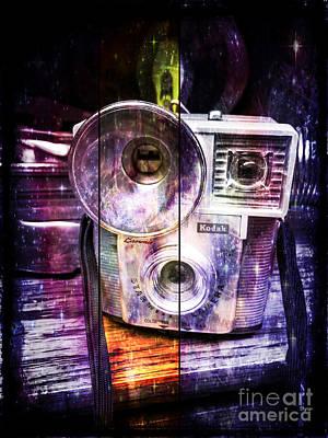 Vintage Cameras Photograph - The Starmite  by Steven Digman