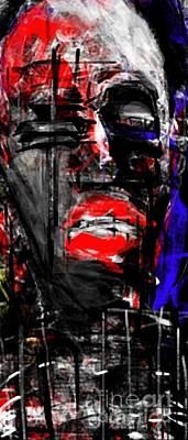 Digital Art - The Suffering by Ruth Clotworthy