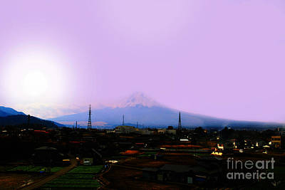 Japan Relief Photograph - The Sun Still Rises In Japan . All Proceeds Will Go To Japan Earthquake And Tsunami Relief Aid 2011 by Wingsdomain Art and Photography