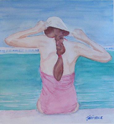 The Swim Cap Original by Jenny Armitage