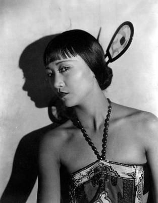 1920s Movies Photograph - The Thief Of Bagdad, Anna May Wong by Everett