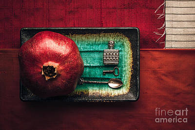 Found-objects Photograph - The Things We Leave Behind by Ana V  Ramirez
