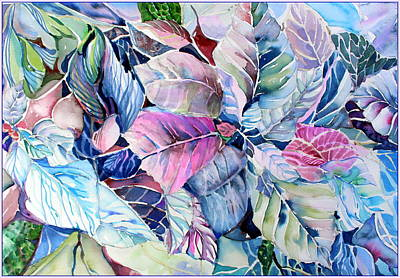 The Touch Of Silence Original by Mindy Newman