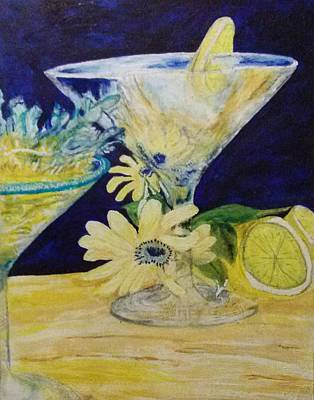 The Truth In The Drink Original by Michelle Reid