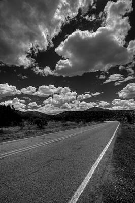 New Mexico Photograph - The Turquoise Trail by David Patterson