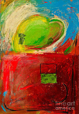 The Unrestricted Heart 4 Print by Johane Amirault