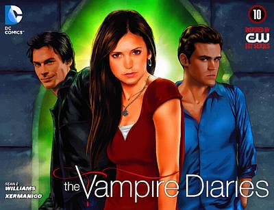 the Vampire Diaries Original by Don Kuing