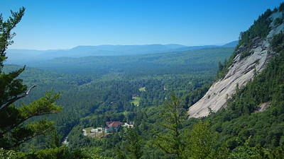North Conway Photograph - The View From Above by Karen Cook