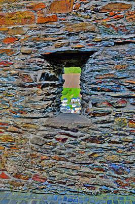 The Wall. Window. Original by Andy Za