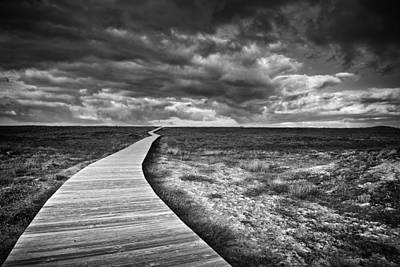 The Way Print by Santiago Pascual Buye