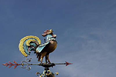 The Weathervane  Print by Brian Kamprath