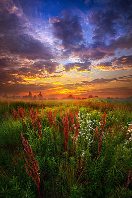 Country Living Photograph - The Whispered Voice Within by Phil Koch