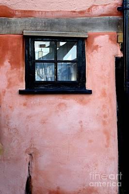The Window Print by Gary Bridger