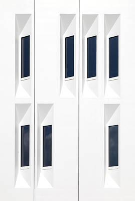 Holland Photograph - The Windows by Jeroen Van De Wiel