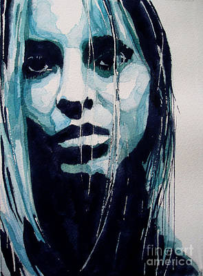 Sadness Painting - The Winner Takes It All by Paul Lovering