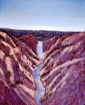 The Yellowstone Original by David Zimmerman