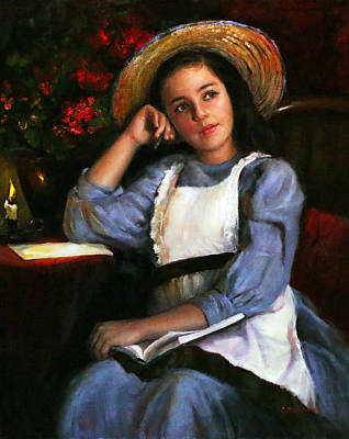 The Young Novelist Original by Catherine Marchand