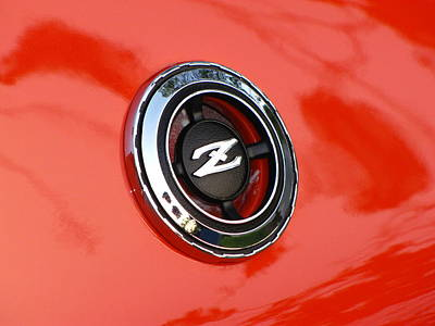 Classic Photograph - The Z by Gary Adkins