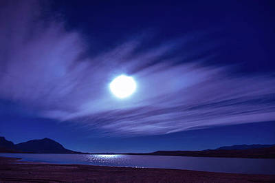 Thermopolis Photograph - Thermopolis Light. by John W Pattison