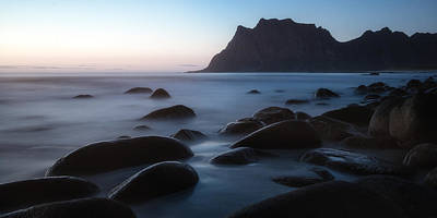 Beach Landscape Photograph - This Ain't Goodbye by Tor-Ivar Naess