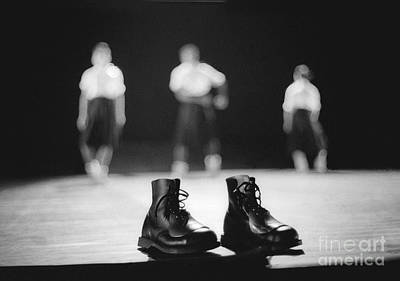 This Boots Are Made For Dancing Print by Philippe Taka
